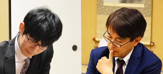 第40回将棋日本シリーズ JTプロ公式戦 斎藤慎太郎王座VS羽生善治九段