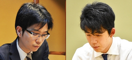 第32期竜王戦決勝トーナメント 豊島将之名人VS藤井聡太七段