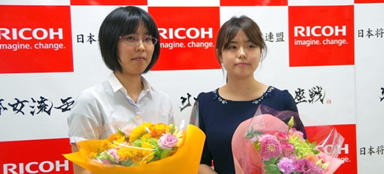 第7期リコー杯女流王座戦、加藤桃子女王が挑戦者に