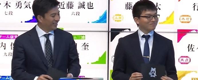 藤井七段を獲得したのはどのチームか? 第3回AbemaTV早指しトーナメント事前特集~運命のドラフト選抜~