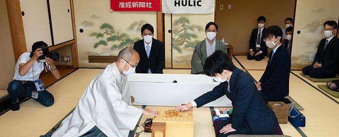 百戦錬磨の王者に若き大天才が挑む、第91期ヒューリック杯棋聖戦五番勝負の展望は?