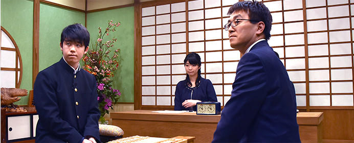 羽生三冠 VS 藤井聡四段 が、遂に実現!対局前にそれぞれの意気込みを聞いた(両者コメントあり)