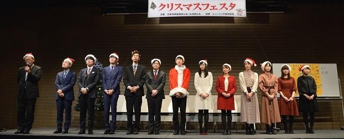 トップ棋士の公開対局にピアノ演奏も。棋士会&女流棋士会主催「クリスマスフェスタ2019」に潜入!