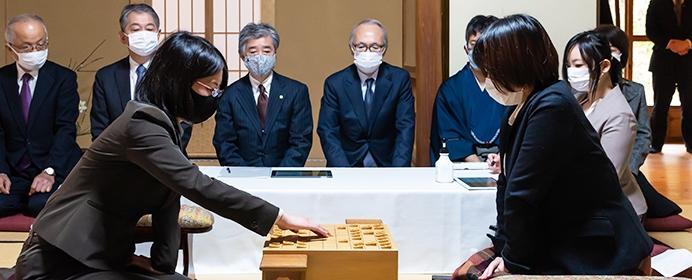 里見、堂々の12連覇 第47期岡田美術館杯女流名人戦五番勝負を振り返る