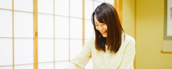 「ふたりで将棋を指す時間は、すごく楽しいです」藤田綾女流二段の、結婚と将棋への想いとは?<前編>