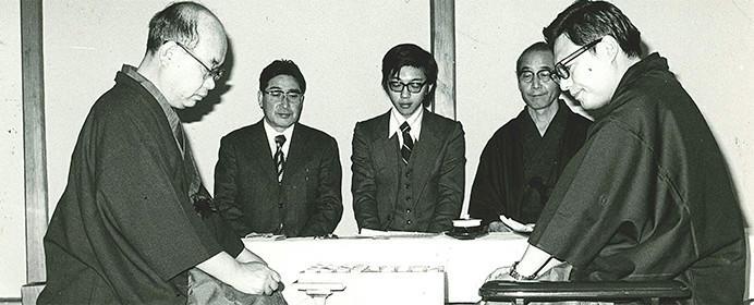 「二上の将棋はキリで突き刺すような鋭さが特徴」田丸九段が語る、二上九段の思い出。