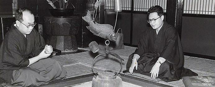 酒場のカラオケで歌いまくり「新宿の夜の帝王」と呼ばれた二上九段。