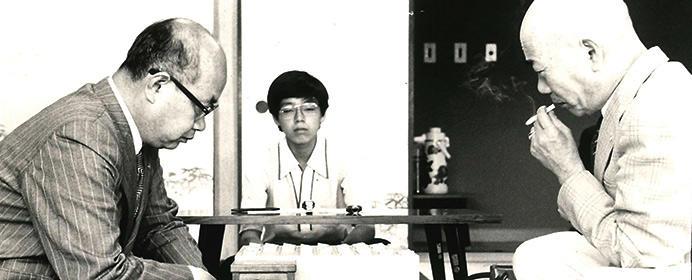 森下卓九段にインタビュー。師匠花村元司九段の知られざる魅力について聞いてみた(2)
