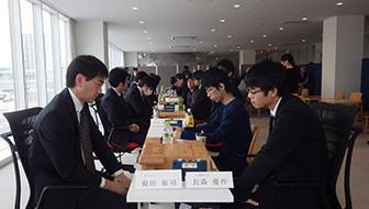 社会人VS学生の団体日本一決定戦。リコー杯アマチュア将棋団体日本選手権(前編)