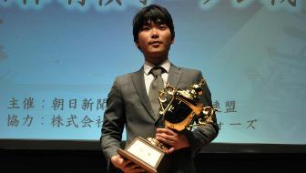 八代弥五段が歴代最年少で朝日杯将棋OP戦優勝。順位戦、昇級を決めたのは? 【2月6日~12日の中継結果まとめ】