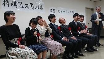 ここでしか聞けないトークショーや棋士全員参加の指導対局など盛りだくさん。仙台&茨城で開催、将棋フェスティバルの様子をレポート