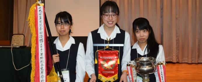 団体戦は南山が10年ぶりの優勝!個人戦決勝では去年と同じ組み合わせに。熱戦ぞろいの高校選手権・女子の部をご紹介します