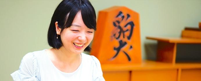 「優勝できたのはGLAYのおかげ」室田伊緒女流二段を支えてきたものと今後の挑戦【女流棋士とデザート】