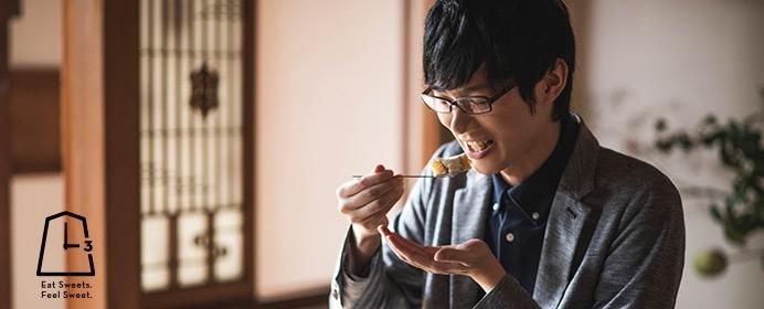 【PR:ローソン×斎藤慎太郎八段】食べて、聴いて、ひとりの時間を大切に――斎藤慎太郎八段の素顔