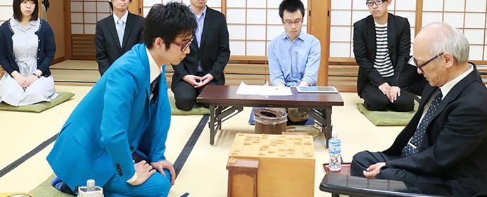 森信雄七段が語るこれから。「あと10年はパワーアップして将棋の仕事をしていきたい」