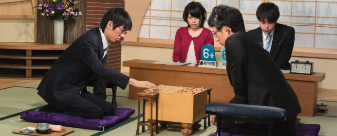 NHK杯テレビ将棋トーナメントを楽しむための7つのポイント。対局前から対局後まで見どころが盛りだくさん!