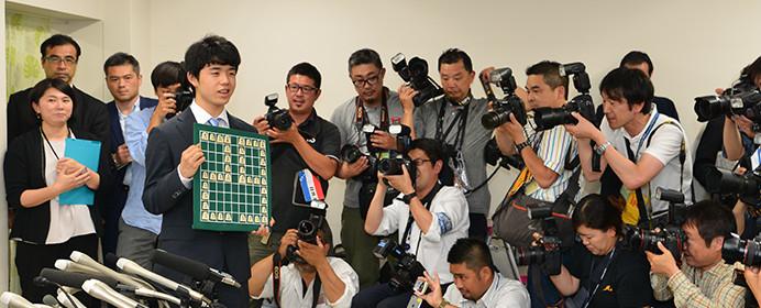 藤井聡太四段の公式戦29連勝ってどれくらいすごい?過去の連勝記録を振り返る