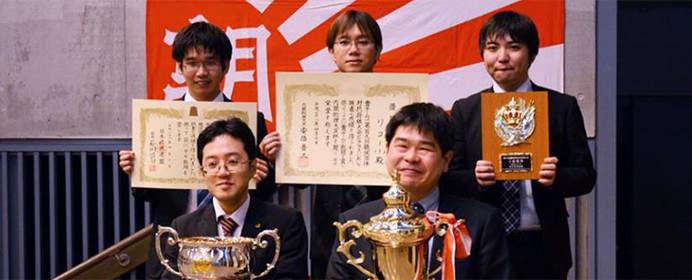 企業将棋部日本一、優勝経験者が10人以上。リコー将棋部の強さの秘密とは?