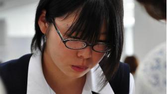 早起きして2時間の棋譜並べ、学校終わりはネットで対局。山口絵美菜女流が語る、将棋と勉強を両立する秘訣