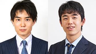 「四段昇段の記」藤井聡太七段、佐々木勇気七段