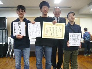 第2回ねりまさんさん将棋団体戦_04