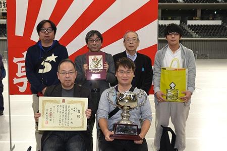 第114回職団戦_F級優勝01