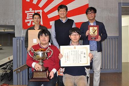 C級優勝 EY新日本有限責任監査法人(1)