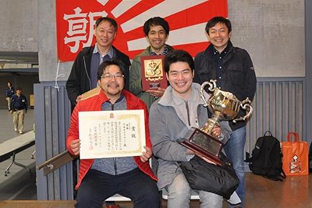 D級優勝 日本オラクル(1)