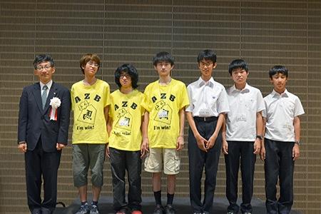 東日本大会中学校の部・代表校