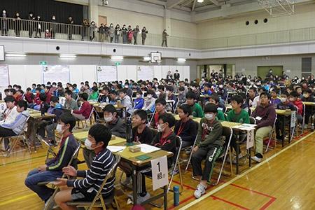 足立区小学校団体戦結果報告_01