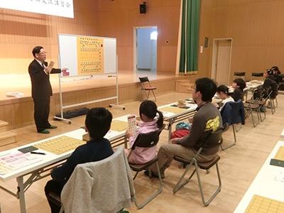 三宅島島民ふれあい将棋交流講習会_04