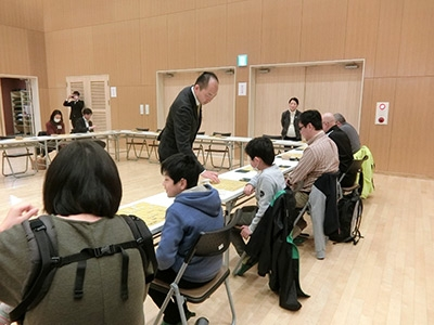 三宅島島民ふれあい将棋交流講習会_07