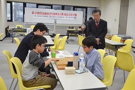 第44回さなる杯小学生名人戦・東京23区予選_09