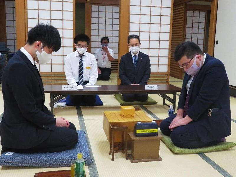 関西将棋会館「御下段の間」