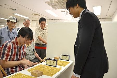 第52回東急百貨店将棋まつり_14