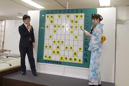 第52回東急百貨店将棋まつり_24