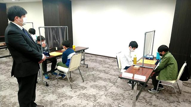鈴木大介九段(将棋連盟常務理事)
