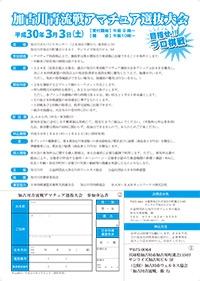 加古川青流戦アマチュア選抜大会