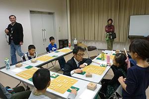 棋士会による指導対局会_01