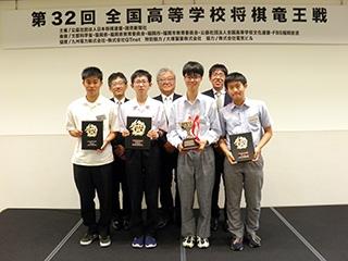 第32回全国高等学校将棋竜王戦19