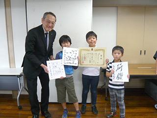 第1回ねりまさんさん将棋団体戦_06