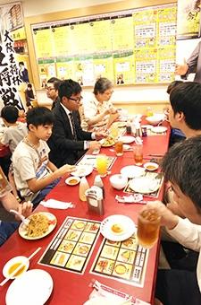 大阪王将presents 2019年夏休み将棋夢道場 プロ棋士イベント01