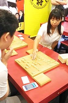 大阪王将presents 2019年夏休み将棋夢道場 プロ棋士イベント06
