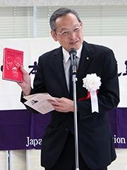 第24回大山康晴賞授賞式の模様_07