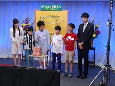 第43回さなる杯小学生将棋名人戦決勝大会の模様_01