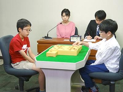 第43回さなる杯小学生将棋名人戦決勝大会の模様_02