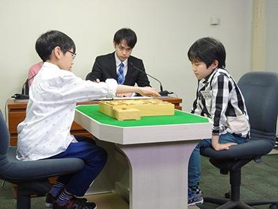 第43回さなる杯小学生将棋名人戦決勝大会の模様_10