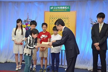 第43回さなる杯小学生将棋名人戦決勝大会の模様_12