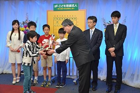 第43回さなる杯小学生将棋名人戦決勝大会の模様_13