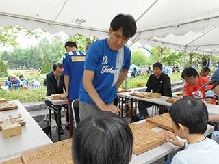将棋×サッカーコラボイベント_16